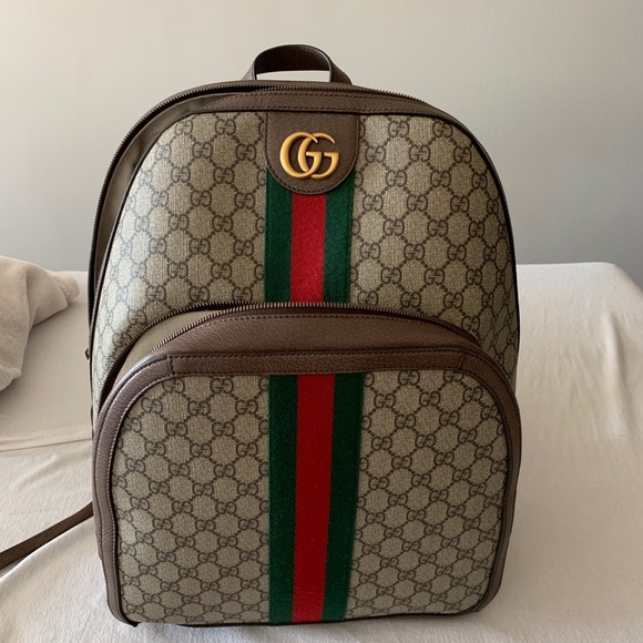 Gucci Other - GUCCI GG Ophidia Backpack **AUTHENTIC**